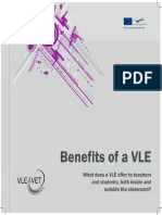 Benefits of VLE