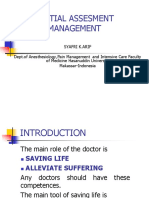 1 - Initial Assesment and Management