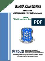 Seminar Gizi Nasional Dpd Persagi Gorontalo Okt 2017