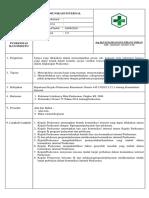 SOP EP 2 Komunikasi Internal