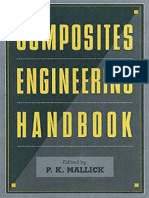 Composites Engineering Handbook - P.K. Mallick