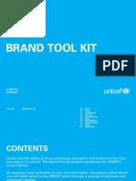 Unicef Branding Toolkit