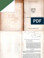 Notas Etnográficas Sobre Os Fulni-ô de Águas Belas