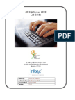 MS SQL Server 2000 LabGuide and Assignment FP2005 Ver 2.0