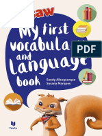 My First Vocabulary and Language Book