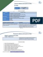 Planeación Didáctica Del Docente en Línea_U1