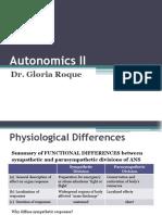 Autonomics II
