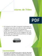 Proyectores de Video