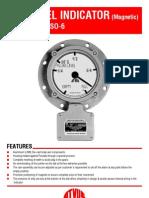 Magnetic Oil Level Indicator