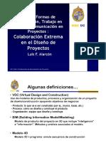 Nuevas Formas de Organización - Colaboración Extrema en el Diesño de Proyectos FAP - Clase 9