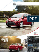 18 Yaris Hatchback Brochure En