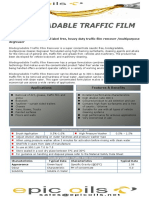 epic biodegradable traffic film remover tds