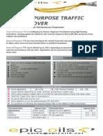 epic general purpose traffic film remover tds
