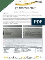 epic heavy duty traffic film remover tds