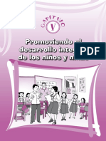 Cap v - Promoviendo El Desarrollo