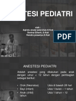 ANESTESI PEDIATRI
