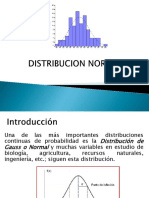 DISTRIBUCION NORMAL y normal ESTANDAR.pptx
