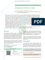 Surgical Management of Third Nerve Palsy