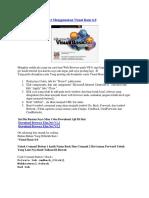Cara Membuat Browser Menggunakan Visual Basic 6