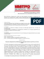Informativo consolidado 2010
