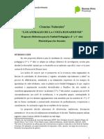 Secuencia UPE CCNN Los Animales de La Costa Bonaerense. 02.10 (1)