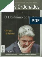 Revista Servos Ordenados Ano 10 - Edição 52 - Jan-Mar-2017