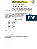 Acta de Recepcion de Motos 01