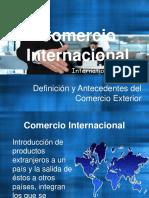 Fund a Mentos Del Comercio Internacional