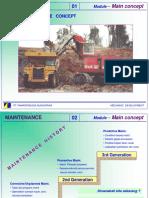 Maintenance Concept PAMA