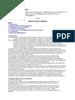 TMI ODONTOLOGÍA FORENSE . Documento Formato Word..doc