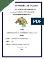 Informe Tecnologuia de Leches y Derivados - Copia