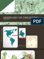 Seminario de Urbanismo