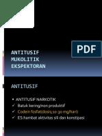 Antitusif