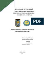 Análisis Financiero - Entel