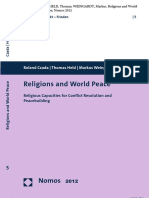 Religions and World Peace