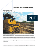 4 Rules for Managing Production Dozer Owning & Operating Costs _ Equipment World _ Construction Equipment, News and Information _ Heavy Construction Equipment