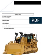 Cat _ D8T Dozer Specs, Videos & 360 Views _ D8 Dozer _ Caterpillar