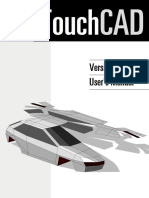 Manual TouchCAD 3.5