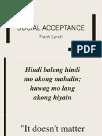 PDF Lec 4 Lynch Social Acceptance
