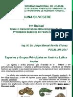 Fauna Silvestre Clase6 2017 II JMRCH