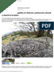 La Ruta de Los Petroglifos en Dolores - Patrimonio Cultural y Atractivo Turístico - EnD 20171008