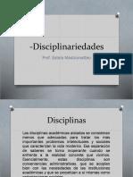 Disciplina Ried a Des