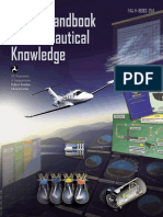 Pilot's Handbook of Aeronautical Knowledge [Faa-h-8083-25a]