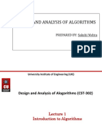 1.2 Introduction to Algorithms
