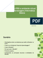 IFRN NTICS apresentacao