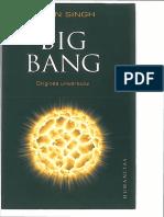 Simon Singh, Big Bang (1)