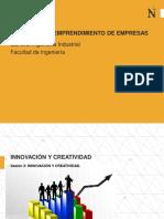 Sesion 2 - Innovación y Emprendimiento de Empresas