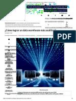¿Cómo Lograr Un Data Warehouse Más Analítico_ - Revista ITNow