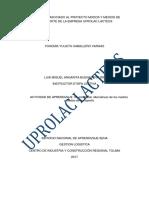 Documento Asociado Al Proyecto Modos y Medios de Transporte de La Empresa Uprolac Lacteos