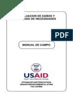 Manual de Campo Edan Usaid
